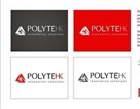 POLYTEHK logo proposals