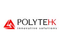 POLYTEHK logo collateral