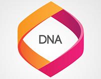 DNA Logo Concept