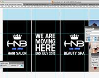 HNB Window graphics