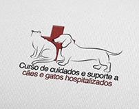 Curso de Cuidados e Suporte a Cães  Gatos Hospitalizado