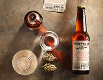 beer campaign | goldstar unfiltered