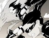 Machinataisen [Shounen Jump] Cover