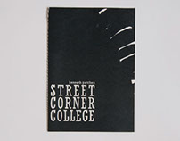 Street Corner College — Illustrationen, Editorial