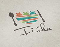 Nestling restaurant contest winner logo