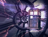 Doctor Who Title Sequence Concept