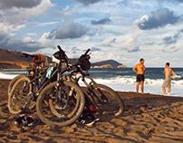 3 days MTB Cabo de Gata 2013