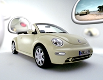 Volkswagen - New Beetle Cabrio