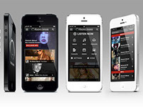 RadioJavan iPhone App v4