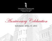 Law School Anniversary Celebration