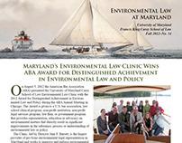 Environmental Law Program Newsletter