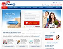 Top Movers Online