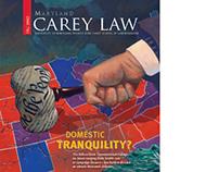 2012 Maryland Carey Law Magazine
