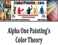 Alpha One Painting's Color Theory