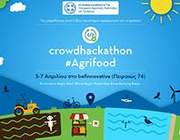 crowdhackathon #Agrifood - Branding Identity