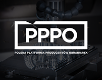 PPPO - branding, webdesign and promotional material