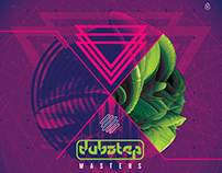 Dubstep Masters Flyer Template