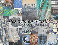 Reserva en textiles - Color para textiles
