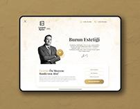 Levent Aydar - Landing Page