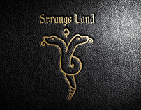 The Strange Land Hotel & Resort Branding