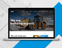 AAB Construction Website Design