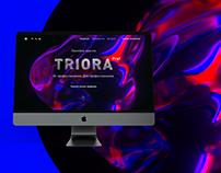 Triora Pro Promo Landing Page
