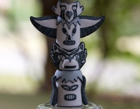 TOTEM Figurine | Artist Collaboration