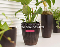 Coffee Grounds Arts – Official Website