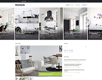 Madison - Interior Design Blog