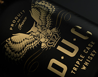 D.U.C Whisky - by Booba