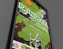 PAINTABALL Poster