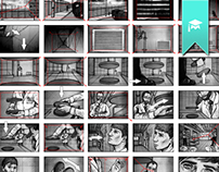 STORY BOARDS 2013