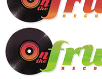 On The Fruit records logos