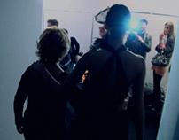 Backstage: FW12 Milan