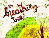 """The Breathing Tree"" Promotional Branding"