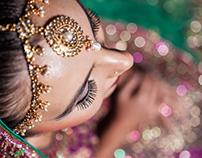 Bollywood Styled Shoot for Janaii