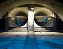 Túnel de Occidente.