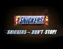 Snickers - Vernacular Radio Campaign