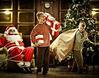Santa Claus'home