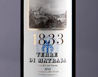 Schloss Fall private wine label