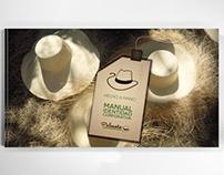 Manual de Identidad Palmato Sombreros de Aguadas