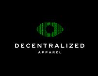 Decentralized - Logo design