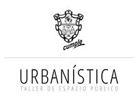 URBANÍSTICA | TALLER DE ESPACIO PÚBLICO