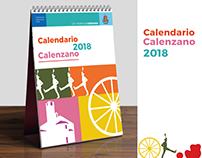 Calendario Calenzano 2018