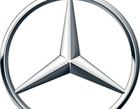 Mercedes-Benz - Test Drive. Print and mobile