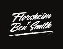 Florsheim x Ben Smith Collaboration