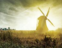 Creative Retouch - Windmill