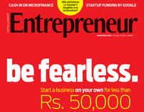 Entrepreneur Magazine : Art Direction & Cover Design