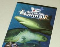 Jenkinson's Aquarium Adopt An Animal brochure