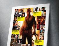 MAX Indiana Jones Quadrilogy Advertisment
